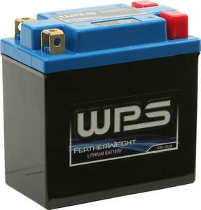 WPS Fire Power HJTX14AH-FP-Q Featherweight Lithium Motorcycle Battery