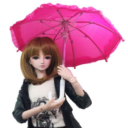Diamètre 25 cm jouet parapluie pour 1//3 1//4 BJD SD Doll for Blyth poupées accessoires
