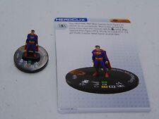HEROCLIX SUPERMAN ACTION FIGURE DC COMICS PROMO L.E.  NEW!!! HC32