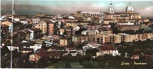 CARTOLINA-PANORAMICA-LORETO-PANORAMA-1956