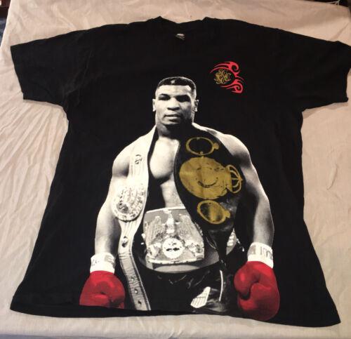 Mike Tyson Iron Mike Unisex T shirt