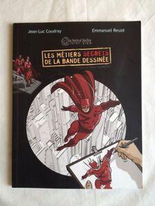 Les-Metiers-Secrets-De-La-Bande-Dessinee-Jean-Luc-Coudray