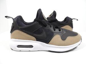 b522f8c4c89e8 Details about NIKE Men's Air Max Prime SL Running Shoe Black/Khaki Size 11.5