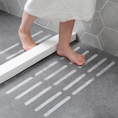 7.5 inch Non Slip Anti Skid Safety Applique Strips Grip Bath Tub Shower Treads