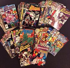 WEST COAST AVENGERS Comic Books #1 - 102 COMPLETE SERIES Marvel 1985 F/VF