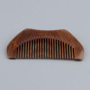 Details About Bushy Fine Tooth Beard Combs Moustache Wooden Comb Mens Gents Pocket Combs