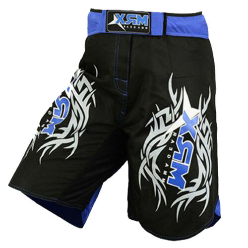 MMA Shorts Grappling UFC Cage Fight Muay Thai Boxing Martial Arts UFC Trunks