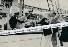 Felix Graf von Luckner - Kommandant Seefahrer- um 1925 - selten        M 13-18