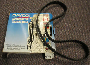 New Dayco 95153 Timing Belt - 1989-1995 Chrysler Dodge Plymouth 2.2L 2.5L