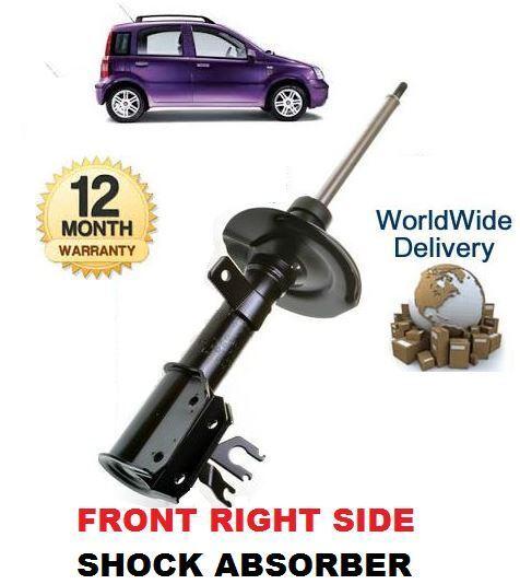 Für Fiat Panda 1.1 1.2 1.3d Multijet 2003-   Vorne Rechte Seite Gas Stoßdämpfer