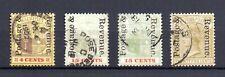Mauritius  Postage & Revenue 1902 gestempelt