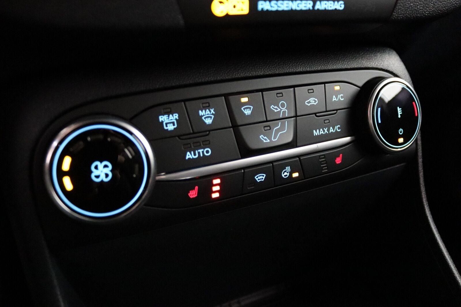 Ford Fiesta 1,0 EcoBoost mHEV ST-Line X - billede 13