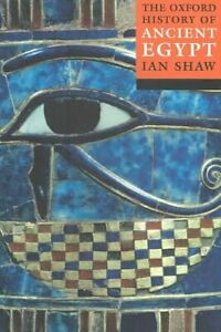 The-Oxford-History-of-Ancient-Egypt-by-Ian-Shaw-9780192804587-Brand-New