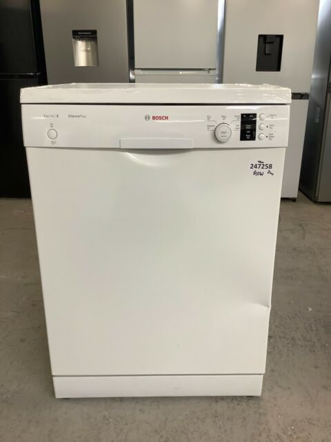 Bosch Serie 2 SMS25AW00G Standard Dishwasher - White - A++ Rated #EDB247258