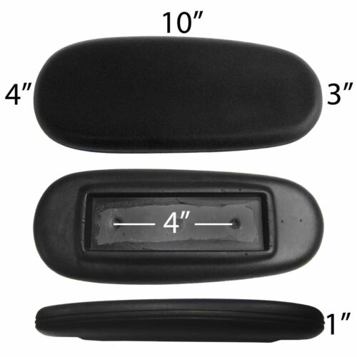 10 pcs Replacement Office Chair Chair Arm Pad Armrest Top Cap 5 Pairs #45-5