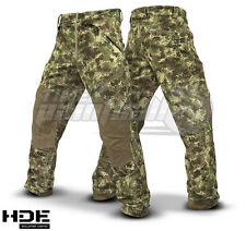 Planet Eclipse Elite HDE Camo Paintball Pants - Large **FREE SHIPPING**