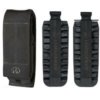 Leatherman Universal Xl Molle Sheath For Mut, With 42 Piece Bit Kit on sale