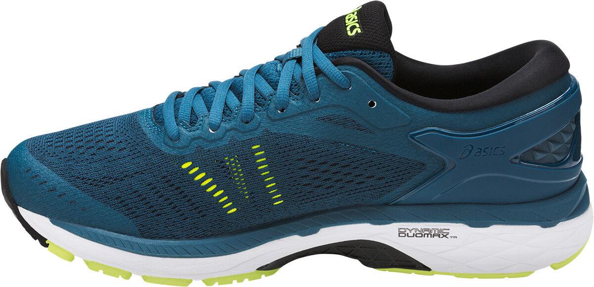 Genuine Latest ModelAsics Gel Kayano 24 Mens Running shoes (D)  (4590)