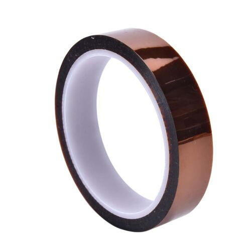 33m Temperature Heat Resistant Kapton Tape Polyimide for 3D Printer wholes CYCA