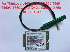 Antenna for Thinkpad X260 X270 T460 T560 X1 Carbon L560 T460S EM7455 00JT542