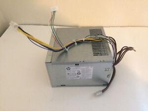 HP 8200 320W Elite Power Supply 611483-001