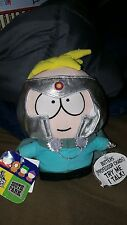 BUTTERS AS PROFESSOR CHAOS TALKING PLUSH SOUTH PARK 2002