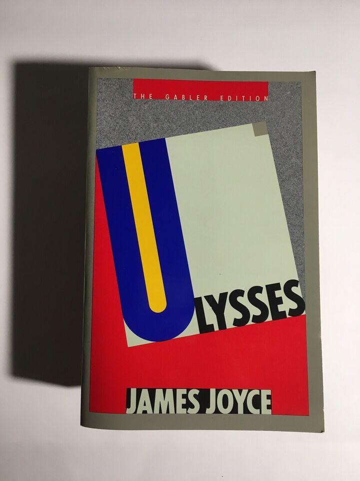 Ulysses, James Joyce, genre: roman