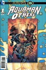 AQUAMAN AND THE OTHERS FUTURES END #1 3D MOTION COVER NEAR MINT FIRST PRINT