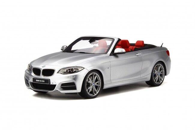 Hay más marcas de productos de alta calidad. Bmw m235i cabrio plata 1 18 18 18 resin GT-Spirit gt-102 nuevo & OVP  muchas sorpresas