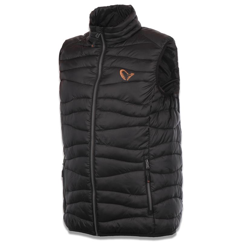 SAVAGE Gear simply SAVAGE Lite Vest Vest Fishing Vest Pour des hommes Waistcoat Various Tailles