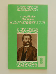 Franz-Mailer-Das-kleine-Johann-Strauss-Buch-rororo