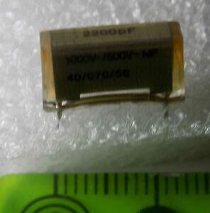 Serie-PME261JA-2200pF-5-1kV-RIFA-Pas-10-mm