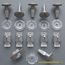 5 Set Unterfahrschutz Motorschutz Clips Peugeot 1007 207 407 406 206 806 807 508