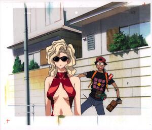 Golden-Boy-Anime-Cel-Douga-BG-Animation-Art-Madame-Prez-Kintaro-Lesson-1-Egawa