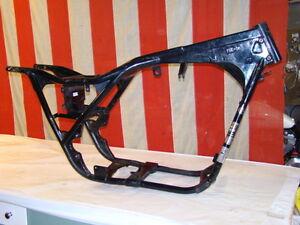 Details about Harley FXRD frame FXR Touring Deluxe 1986 -- FXRT FXRP FXRC  FXLR EPS17527