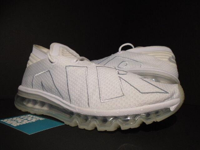 Nike Air Max Flair Triple White