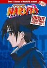 Naruto Uncut Complete Series Season 3 Volume 1 Episodes 107-135 DVD Unleashed