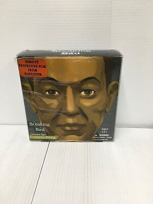 GUSTAVO FRING BURNED FACE Breaking Bad Figure Entertainment Earth Exclusive 2015