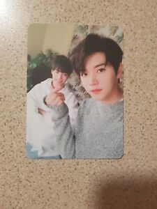 NU'EST W W'HERE Ren & JR/Jonghyun Photocard (Still Life / Portrait)
