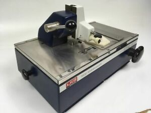 LKB-Bromma-7800-Glasmesserbrecher-Knifemaker-Glass-Knife-Maker-Ultramikrotomie