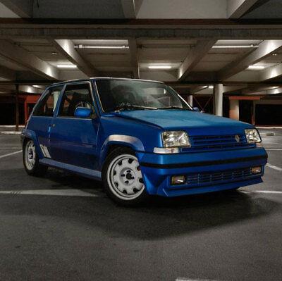 Déflecteur de serrure de capot neuf New scuttle cover Renault 5 Gt Turbo