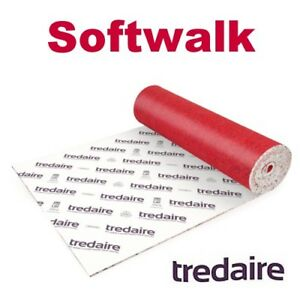 Tredaire Softwalk 9mm Thick Carpet Underlay For Stairs