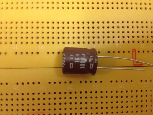 16V 270uF 470uF 680uF 1000uF 1200uF 1500uF Electrolytic Capacitors Multi Qty