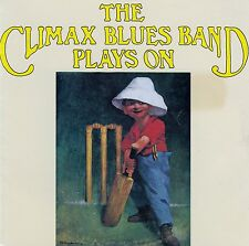 THE CLIMAX BLUES BAND : PLAYS ON / CD (REPERTOIRE RECORDS RR 4077-WZ)