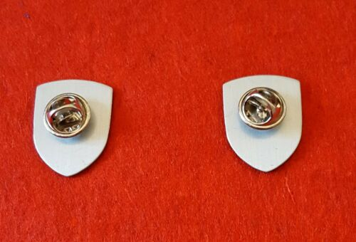 1 x APS Subdued and 1 x AFP Floral Style Pin social Australia