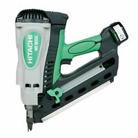 Hitachi -nr90gc- 3-1/2 Gas Strip Nailer ( 90 Mm )