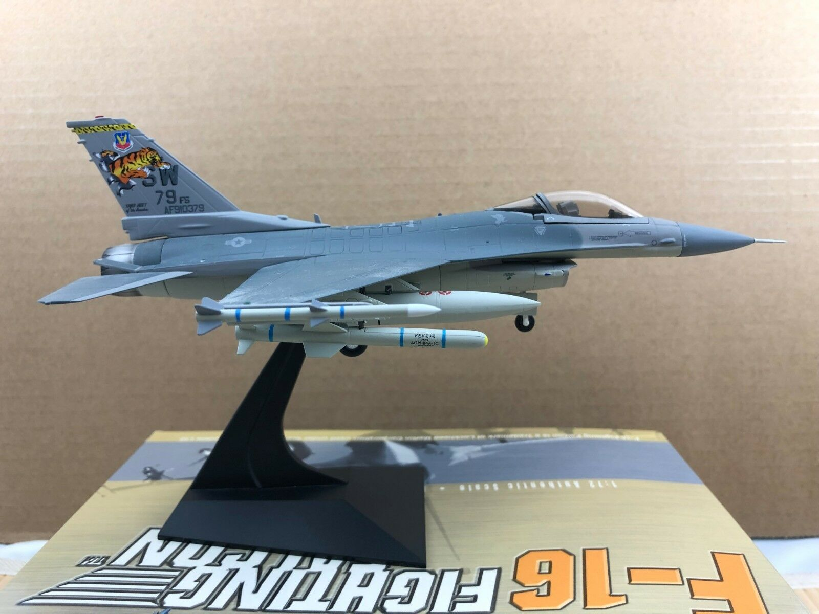 precios mas bajos Dragon Models 1 72 72 72 WARBIRDS 50008, F-16C Fighting Falcon, ACC 79th FS 20tn FW  Venta barata