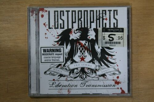 1 of 1 - Lostprophets  ‎– Liberation Transmission  (C324)
