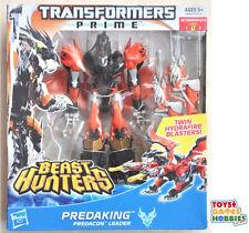 Transformers Prime PREDAKING Predacon Beast Hunters Voyager Class Figure MISB