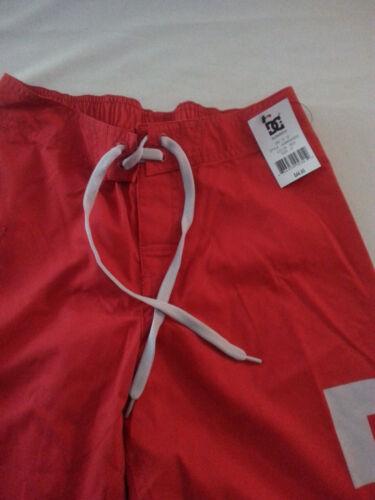 Board Pocket Swim Shorts Suit Size Shoes Trunks Back 26 Drawstring Dc Boys xq74RWY